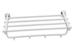 Stainless-Steel-AISI-304-Chrome-Plated-Towel-Rack-18-inch-24-inch-SG-706