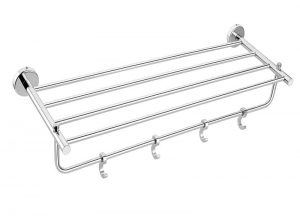 Stainless-Steel-AISI-304-Chrome-Plated-Towel-Rack-18-inch-24-inch-SM-506