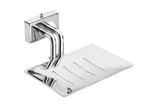 Stainless-Steel-AISI-Chrome-Plated-Soap-Dish-Soap-Holder-SI-601