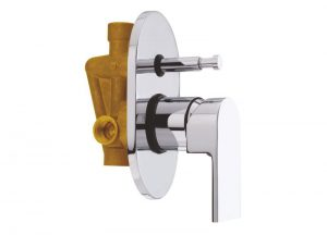 Brass-Single-Liver-Diverter-High-Flow-KF-129