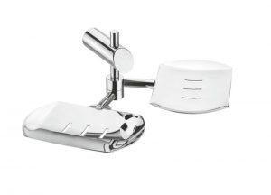 Stainless-Steel-AISI-304-Grade-Chrome-Plated-Double-Soap-Dish-Twin-Soap-Dish-Holder-PO-712